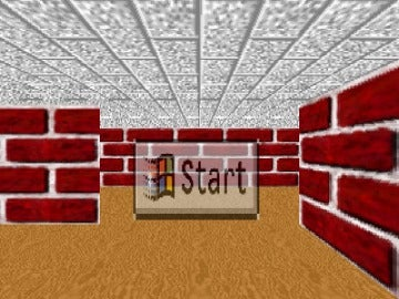 El famoso laberinto de Windows 95