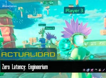 Engineerium, el nuevo juego de realidad virtual de Zero Latency
