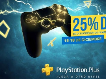 Oferta PlayStation Plus