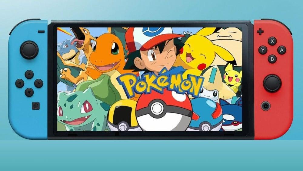 Neox Games El Juego De Pokemon Para Nintendo Switch Ya Tendria