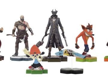 Figuras Totaku de PlayStation