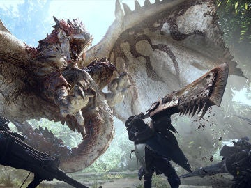 Presentación de Monster Hunter: World