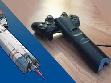 Mandos convertidos en naves espaciales
