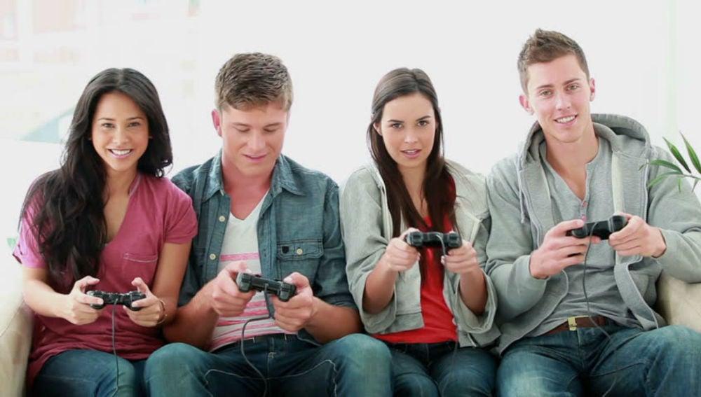 Jugadores de PlayStation