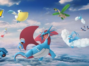 Pokémon de tercera generación en Pokémon GO
