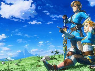 Breath of the Wild, imagen de aniversario