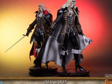 Figuras de Alucard