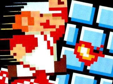 Portada de Super Mario Bros.