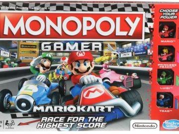 Monopoly de Mario Kart