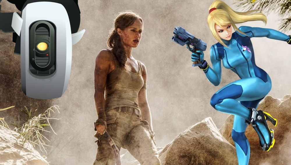 Personajes femeninos de videojuegos