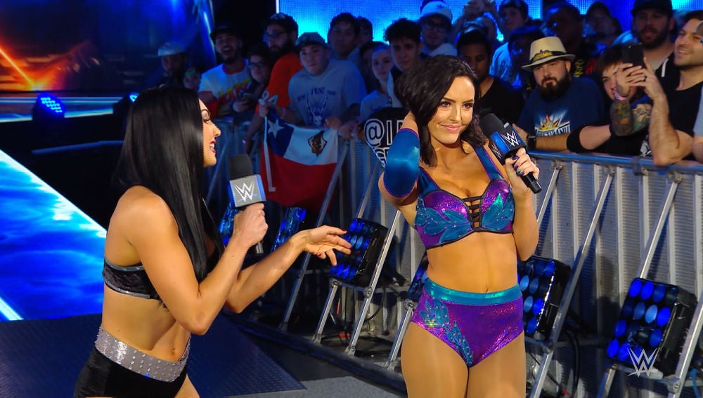 Peyton Royce y Billy Kay