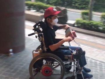 Silla de ruedas mejorada con Nintendo Labo