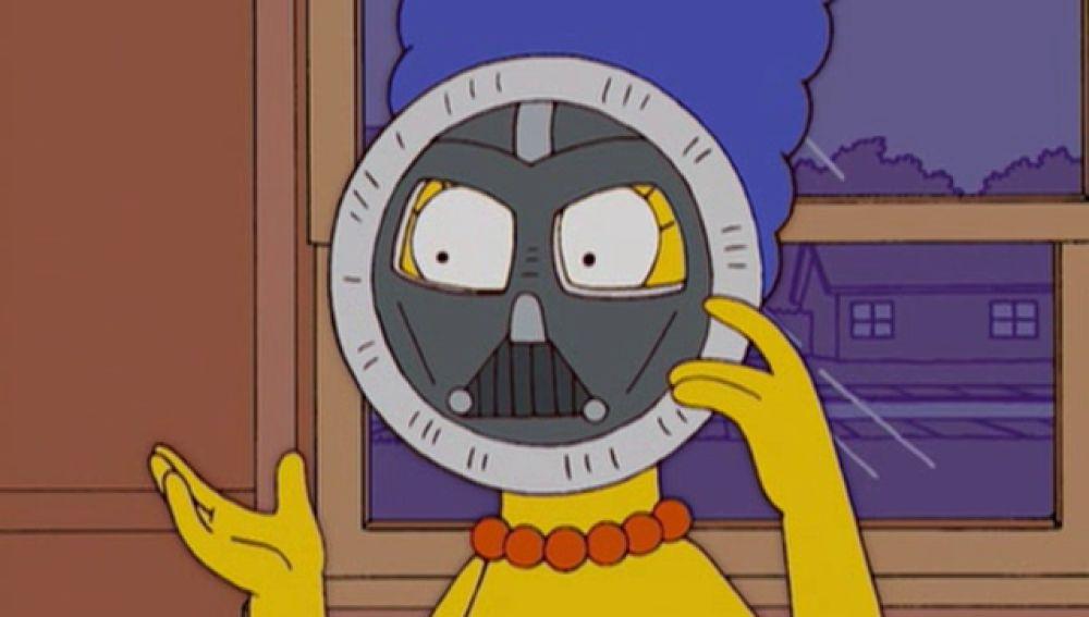Celebramos el día de Star Wars con las referencias más icónicas en 'Los Simpson'