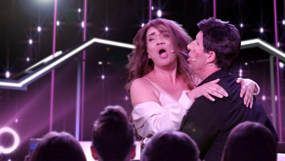 Amaia y Alfred cantan tu canción en Eurovisión de 'Homo Zapping'