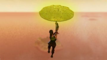 Paraguas Dorado en Fortnite