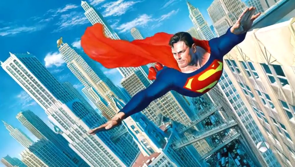 <p>SUPERMAN</p>