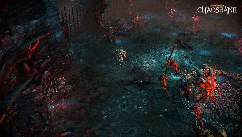 Warhamamer: Chaosbane