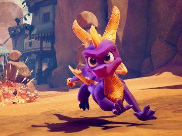Captura de Spyro Reignited Trilogy