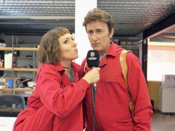 Tokio (Úrsula Corberó) tuvo un affaire con Berlín (Pedro Alonso) en 'La casa de papel'
