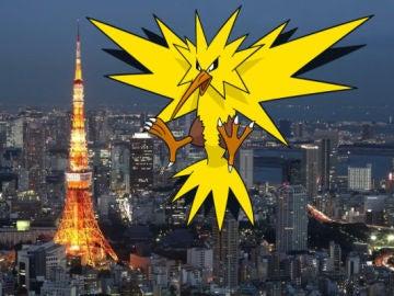 Los mejores lugares de Tokio para atrapar a Pokemon