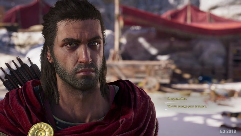 Personaje de Assassin's Creed Odyssey