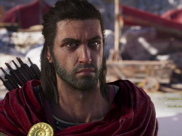 Personaje de Assassin's Creed Odyssey