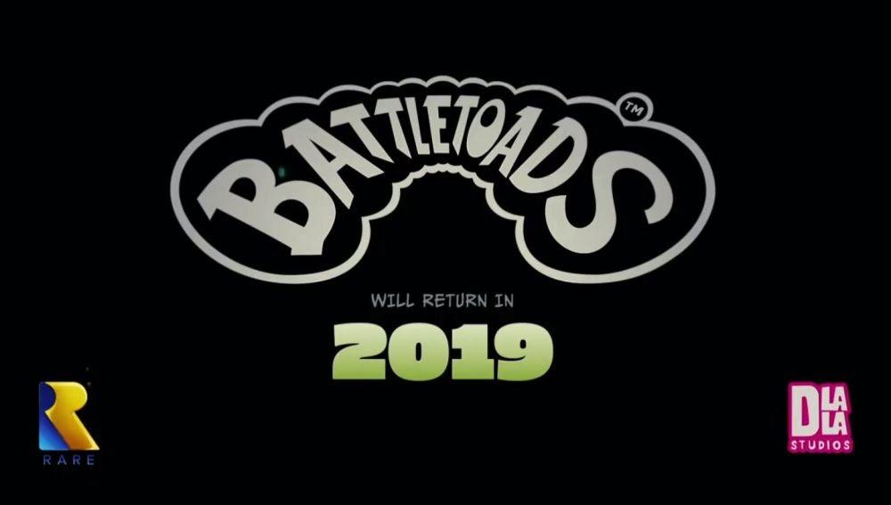 Logo de Battletoads