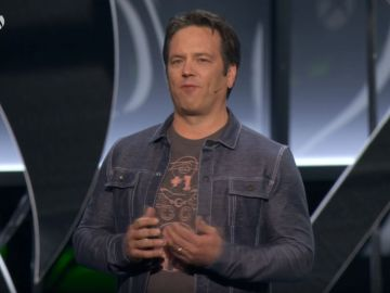 Phil Spencer, jefe de Xbox