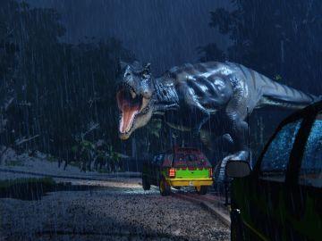 T-Rex Breakout