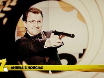 Matías Prats crea una nueva cabecera para Antena 3 Noticias