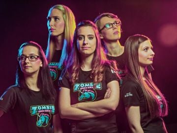 Las Zombie Unicorns, el equipo femenino de League of Legends
