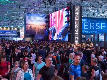 Público en la Gamescom