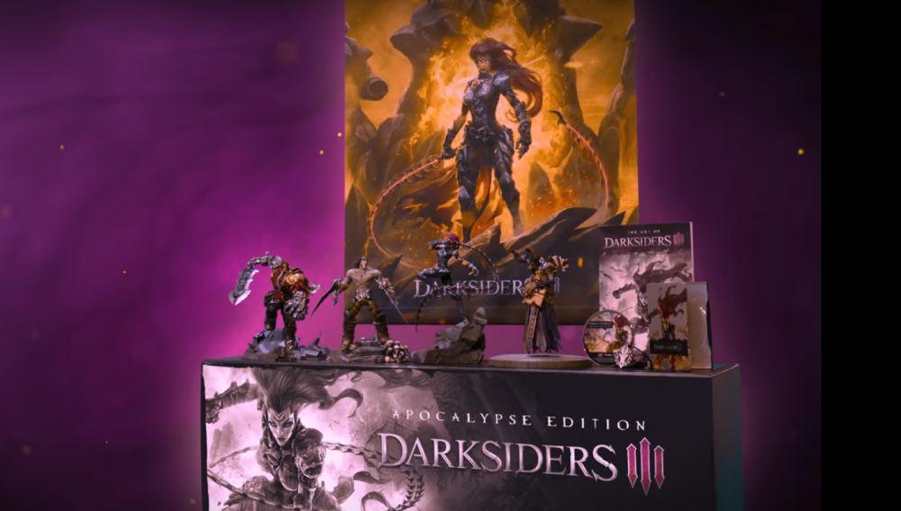 Darksiders III edición apocalisis