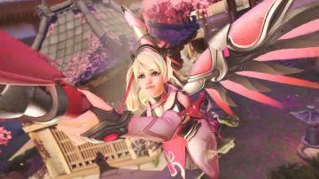 Mercy, personaje de Overwatch
