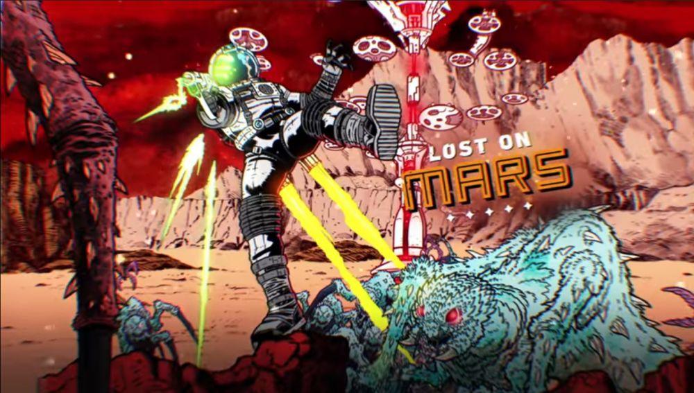 Perdido en Marte, nuevo DLC Far Cry 5