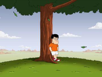 Este árbol era el padre de Stan Smith
