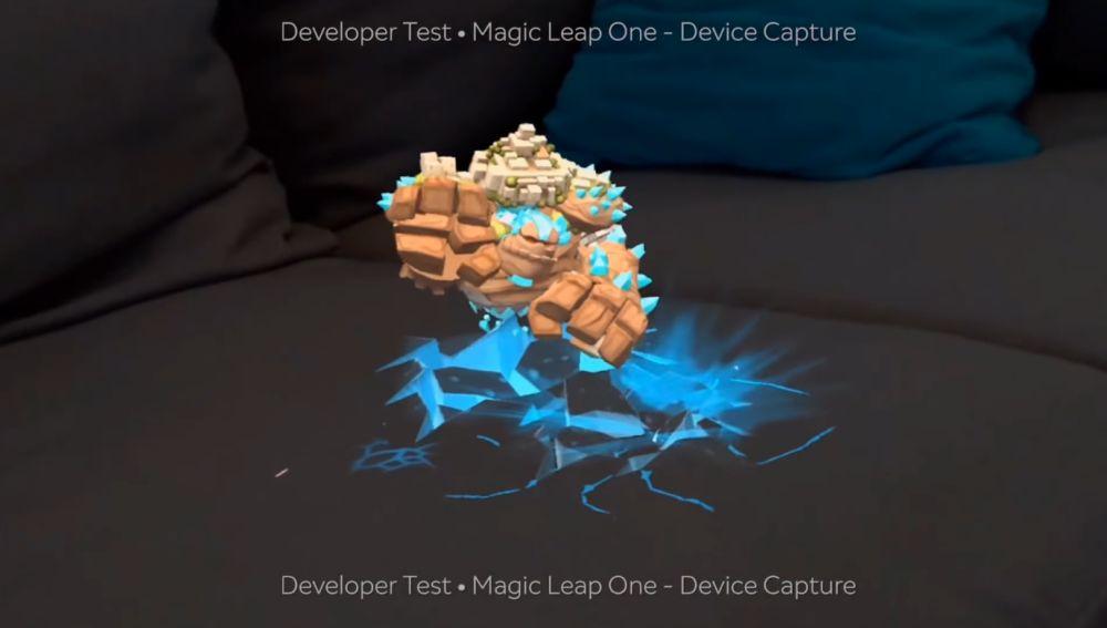 Magic Leap One