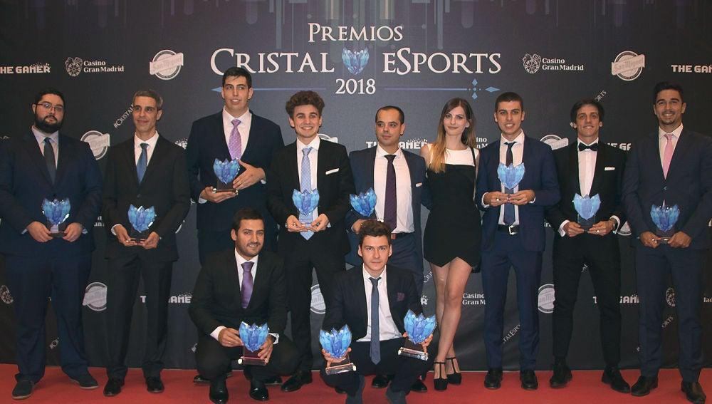 Ganadores Premios Cristal
