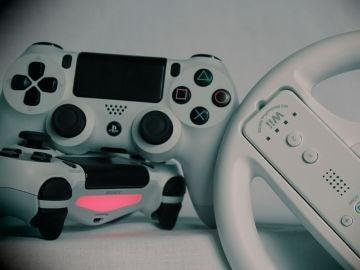 Mandos de videojuegos
