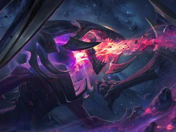 Cho'Gath Estrella Oscura en League of Legends