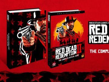 Guía oficial de Red Dead Redemption 2
