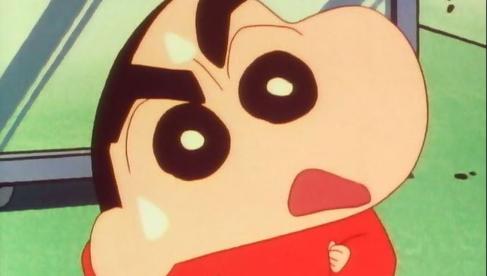 Shin Chan - Capítulo 167: Jugamos a pillar / Sigo a la señorita Yoshinaga / Gracias a mí la cita es un éxito