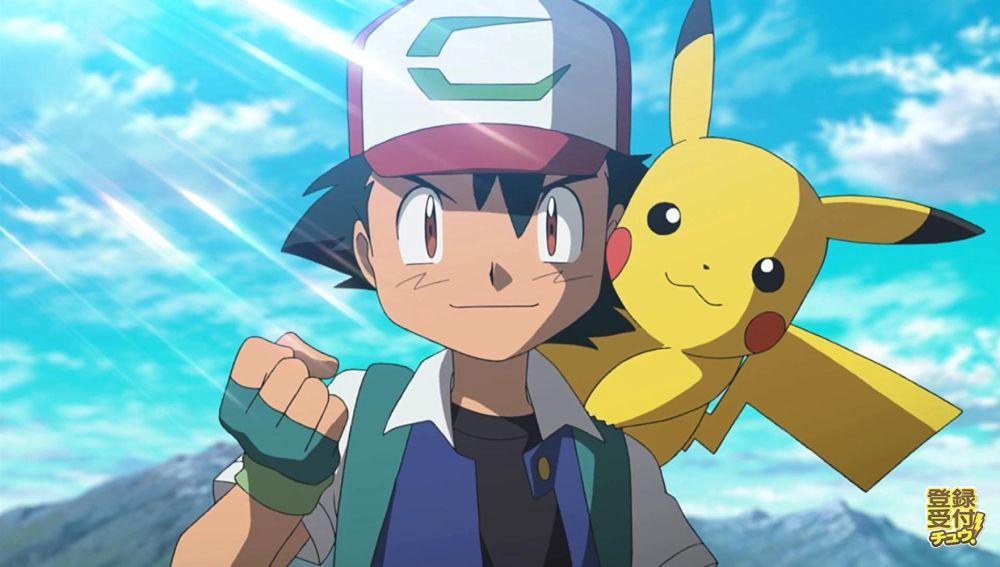 Este verano disfruta de 'Pokemon: ¡Te elijo a ti!' en Neox Kidz