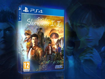 Consigue una copia del recopilatorio Shenmue I y II para PS4