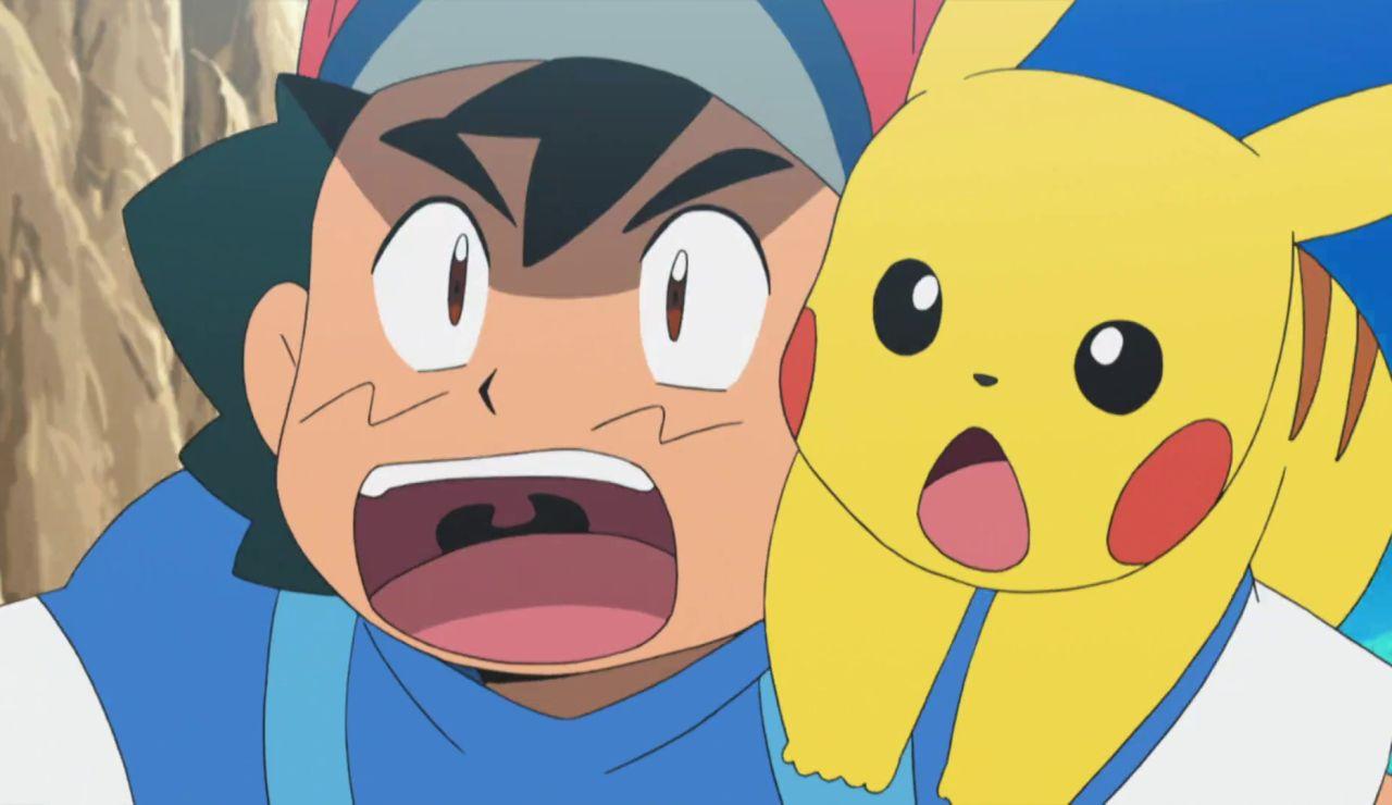 Pokémon - Temporada 21 - Capítulo 24: Experiencia real de trabajo