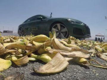 Test con plátanos