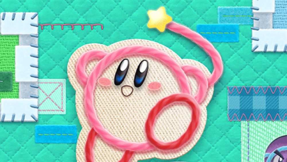 Kirby y el Reino de los Hilos