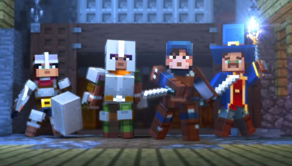 Minecraft: Dungeons