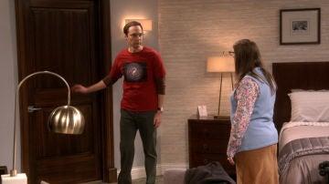 Sheldon y Amy