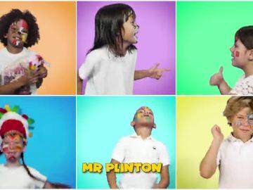 Baila con la canción de 'Mr Plinton'